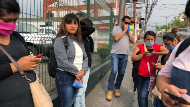 Photo of Se manifiestan verificadores del INEGI por despidos injustificados