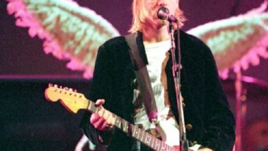 Photo of Hoy se cumplen 26 años de la ausencia de Kurt Cobain
