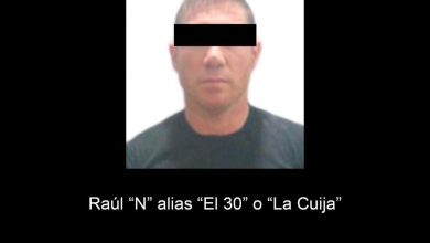 Photo of En acción coordinada, SSP y SEMAR capturan a presunto líder delincuencial