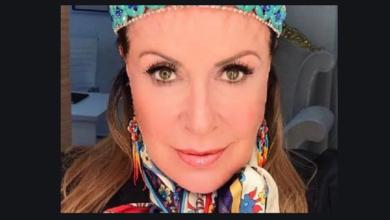 Photo of Laura Zapata retuiteó mensaje que propone bomba en Palacio Nacional