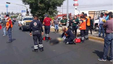 Photo of Muere mujer de 34 años atropellada