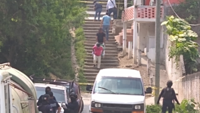 Photo of Ejecutan a familia de 5 en Papantla