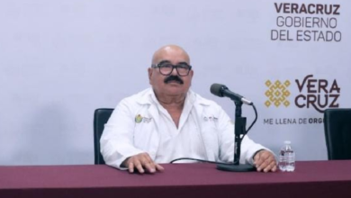 Photo of Confirman dos defunciones en Veracruz por Covid-19