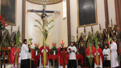 Photo of Inicia Iglesia Católica Semana Santa sin feligreses