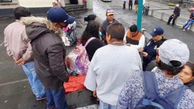 Photo of Comerciantes instalan su tianguis en Plaza Lerdo