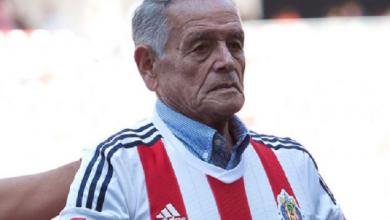 """Photo of Fallece Tomas Balcázar, leyenda de Chivas y miembro del """"Campeonísimo"""""""
