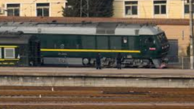 Photo of Detectan tren de  Kim Jong-un en medio de rumores sobre su salud