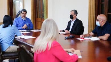 Photo of Maduro ordena preparar la artillería para el combate por la paz