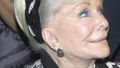 Photo of Fallece madre de Verónica Castro a los 85 años