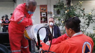Photo of Inician sanitización de mercados y tianguis en Xalapa