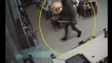 Photo of Publican video del robo de pintura de Van Gogh