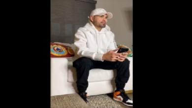 Photo of Boxeador José Carlos Ramírez quiere títulos CMB, OMB, AMB y FIB