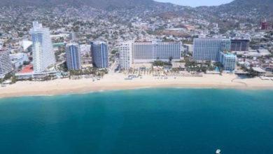 Photo of Aguas de Acapulco recuperan color turquesa ante ausencia de bañistas por Covid-19