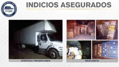 Photo of Aseguran vehículo robado con más de 500 productos en Zapotitlán
