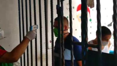 Photo of Covid-19 llegó a las cárceles de México
