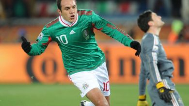 Photo of Cuauhtémoc Blanco, el primer mexicano en anotar en tres Mundiales