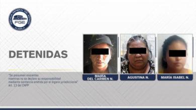 Photo of FGE arresta a tres personas y aseguró especies protegidas en el Mercado Acocota