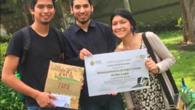 "Photo of Egresada UV ganó concurso ""Tren Urbano de la Región Capital"""