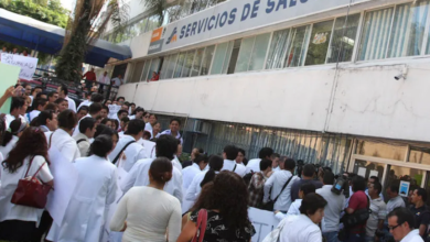 Photo of Será voluntaria permanencia de pasantes de enfermería en hospitales