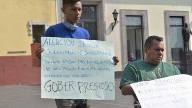 Photo of Protestan deportistas paralímpicos para exigir pago de becas