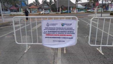 Photo of Refuerzan cierre de bulevar de Veracruz
