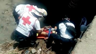 Photo of Estudiante cae del puente de Arroyo Hondo