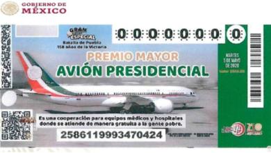 Photo of La rifa de avión va: AMLO