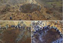 Photo of Cae meteorito en Nigeria y deja enorme cráter