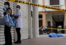 Photo of La pandemia en Centroamérica apenas comienza OMS