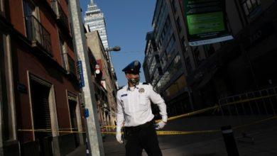 Photo of Sheinbaum: nueve policías capitalinos han dado positivo a Covid-19