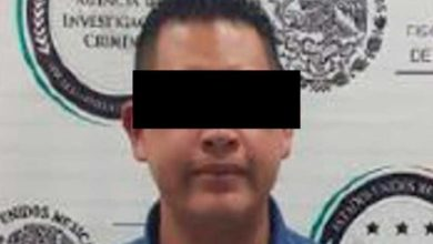 Photo of Aprehenden a hombre por portación ilegal de arma