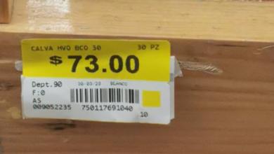 Photo of Clausuran 4 establecimientos en Veracruz por subir precio del huevo