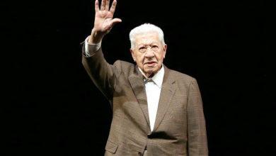 Photo of Ignacio López Tarso se estrena en redes sociales a sus 95 años de edad