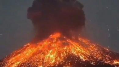 Photo of Erupciones volcánicas en cadena después de la del Krakatoa