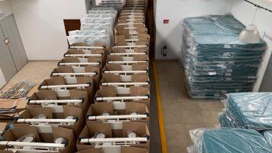 Photo of Insabi distribuye 1,226 camas para enfermos de Coronavirus