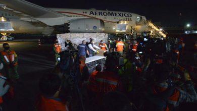 Photo of Arriba el octavo vuelo con insumos médicos a nuestro país