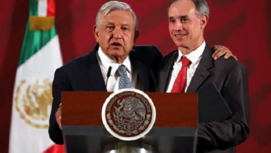 Photo of AMLO respalda a Gatell y Alcocer ante nueva denuncia del PAN
