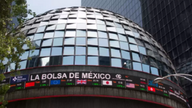 Photo of Bolsa Mexicana inicia con ganancia del 0.40%