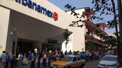 Photo of Instituciones bancarias siguen sin respetar la sana distancia