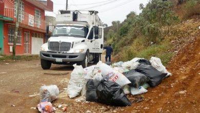 Photo of 560 toneladas de basura al día en Xalapa por confinamiento