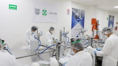 Photo of Gobierno de la CDMX y UNAM inauguran fábrica de mascarillas N95