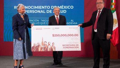 Photo of Cheque por 250 millones se usará para ganadores de presea «Miguel Hidalgo»