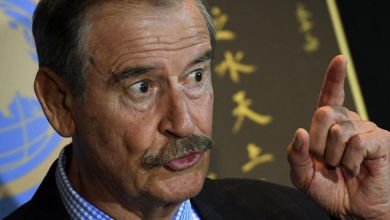 Photo of Dice Vicente Fox que vive al día
