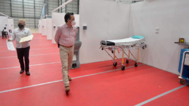 Photo of Atenderán en Gimnasio Omega a pacientes del Hospital 11 de Xalapa