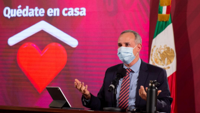 Photo of López-Gatell reitera que el cubrebocas solo es auxiliar