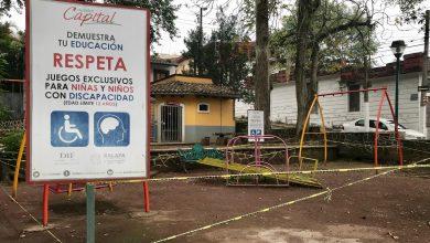 Photo of Parque Los Berros luce desolado; comerciantes registran pérdidas del 90%