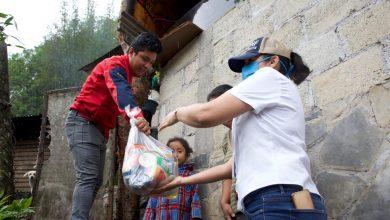 Photo of Entregan apoyos alimentarios a sectores más vulnerables