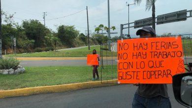 Photo of Crece desempleo en la región; trabajadores salen a botear