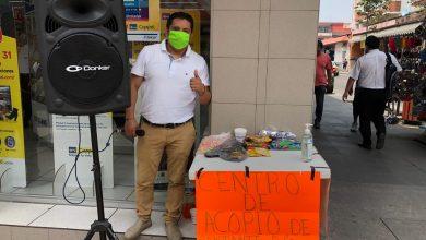 Photo of Ante la crisis músicos instalan centros de acopio