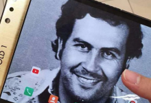 Photo of Hermano de Pablo Escobar lanzó su propio smartphone